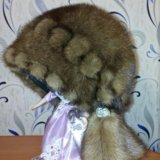 Шапка из меха норки. Фото 1. Ялуторовск.