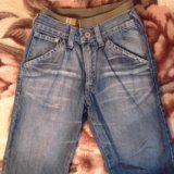 Бриджи джинсовые. Фото 1. Москва.
