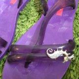 Сандалии резиновые. Фото 2.