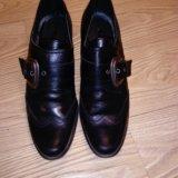 Ботинки кожаные tamaris. Фото 4. Москва.