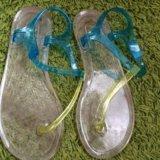 Сандалии резиновые. Фото 3.