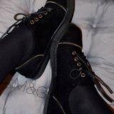 Ботинки размер написан 40(26см по стельке),новые. Фото 2.
