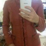 Куртка. натуральная кожа. Фото 2.