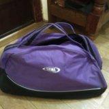 Спортивная ( дорожная) сумка. Фото 1.