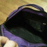 Спортивная ( дорожная) сумка. Фото 4.