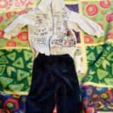 Детский костюмчик. Фото 1.
