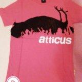 Новая футболка atticus. Фото 1.