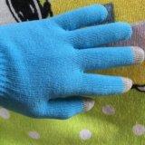 Перчатки для сенсорных экранов. Фото 3. Санкт-Петербург.