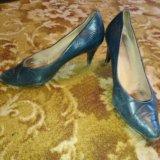 Кожаные туфли. Фото 2. Ильинский.