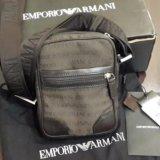 Emporio armani сумка мужская. Фото 1.