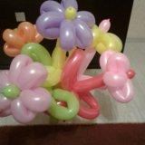 Букетик из 5 шаров. Фото 2. Когалым.