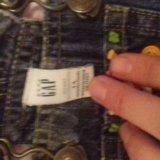 Комбез джинсовый gap. Фото 3. Химки.