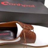Мужские туфли,conhpol,нат.кожа,польша. Фото 2. Петра Дубрава.