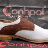 Мужские туфли,conhpol,нат.кожа,польша. Фото 4. Петра Дубрава.