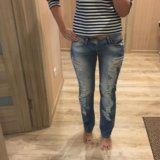 Женские джинсы 👖 26. Фото 3. Одинцово.