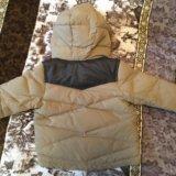 Осенняя куртка zara для мальчика. Фото 2.