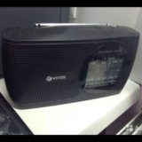 Радио портативное. Фото 1.