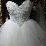 Свадебное платье. Фото 2. Архангельск.