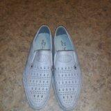 Мужские туфли. Фото 1. Тюмень.