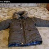 Теплая, зимняя куртка. Фото 2.