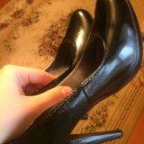 Туфли чёрные. Фото 2. Казань.