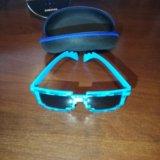 Пиксельны очки. 8-bit. Фото 1.