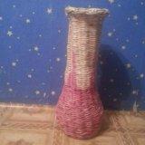 Напольная ваза. Фото 1.