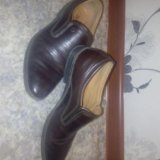Мужские туфли. Фото 1.
