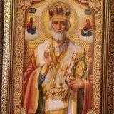 Николай чудотворец икона. Фото 1. Красноярск.