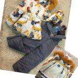 Зимний костюм 86-116. Фото 1. Москва.