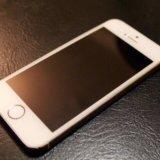 Айфон 5s gold 16. Фото 1.