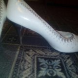 Продам свадебные туфли.. Фото 2. Комсомольск-на-Амуре.