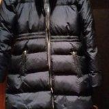 Зимний пуховик мango. Фото 4. Балашиха.