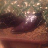 Ботинки мужские. Фото 2.