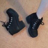 Ботинки женские. Фото 1. Железнодорожный.