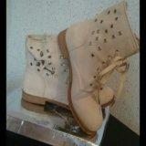 Новые ботинки!!! р.41. Фото 1.