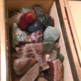 Набор камней. Фото 1.