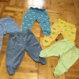 Детские вещи для новорожденного. Фото 1. Москва.