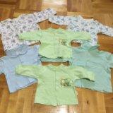 Детские вещи для новорожденного. Фото 2. Москва.