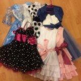 Платья для девочки. Фото 1. Калуга.
