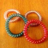 Разоцветные браслеты . Фото 1. Жуковский.