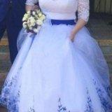 Свадебное платье. Фото 1. Солнечногорск.