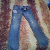 Mango джинсы. Фото 2.