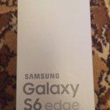 Samsung galaxy s6 edge. Фото 1.