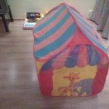 Палатка- цирк детская. Фото 2. Омск.