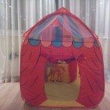 Палатка- цирк детская. Фото 3. Омск.