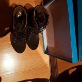 Ботинки осенние на танкетке. Фото 2.