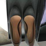 Туфли замшевые. Фото 3.