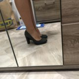 Туфли замшевые. Фото 4.