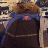 Куртка на мальчика 3-4года. Фото 1.